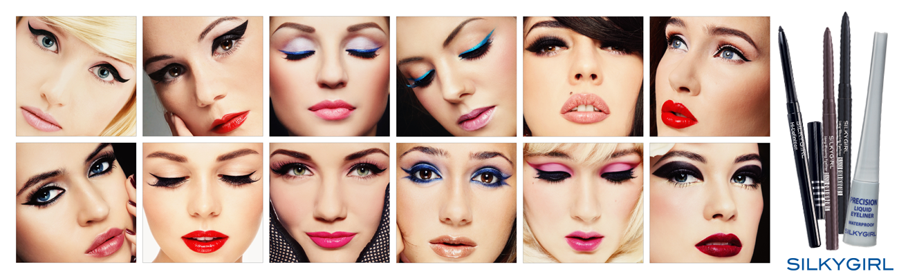 A Guide To Eyeliners