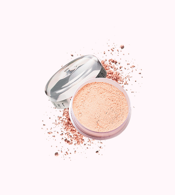 Shine-free Loose Powder