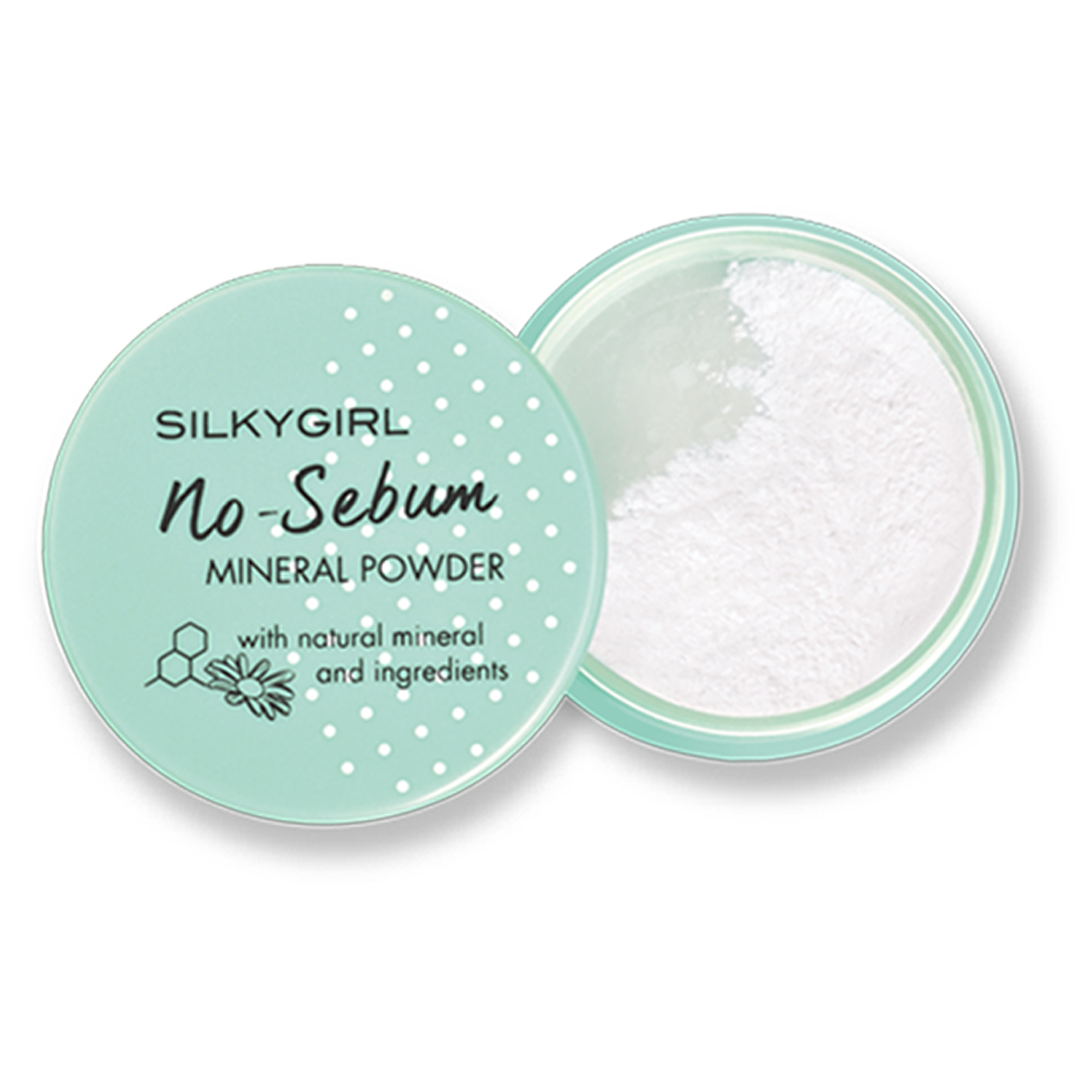 No Sebum Mineral Powder