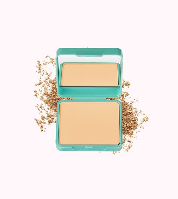 Pure Fresh Oil-Control Pressed Powder