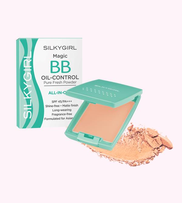Magic BB Oil-Control Pure Fresh Powder