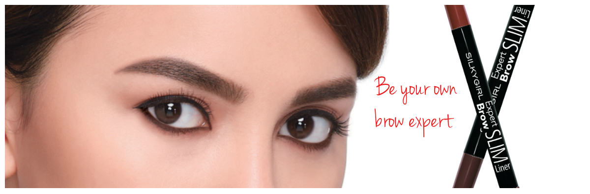 Stop browsing & start here with the brow expert