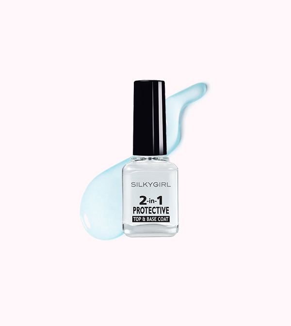2-in-1 Base & Top Coat