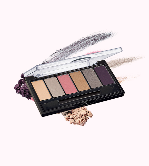 Truly Nude Eye Shadow Palette