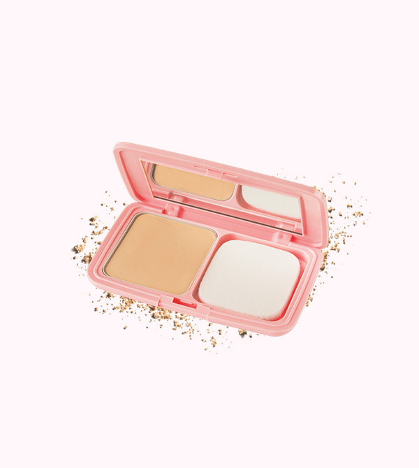 Whitening 2-Way Powder Foundation