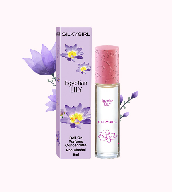 Egyptian Lily Roll-On Perfume Concentrate